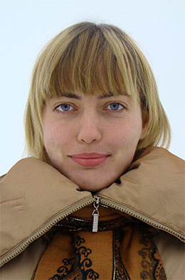 Typical Russian Woman Look 97